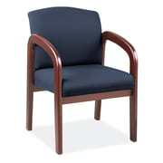 OfficeSource Concourse Series Guest Chair with Arms (105CHBLU)