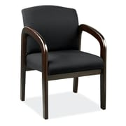 OfficeSource Concourse Series Guest Chair with Arms (105ESBLK)