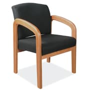 OfficeSource Concourse Series Guest Chair with Arms (105HNBLK)