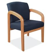 OfficeSource Concourse Series Guest Chair with Arms (105HNBLU)