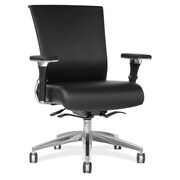 OfficeSource Henning Series Executive Swivel Chair