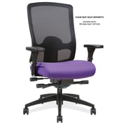 OfficeSource 12221BLK Prius Series Mesh Back Deluxe Task Chair, Seat Sold Separately