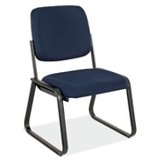 OfficeSource 2709ROYAL Value Guest Series Sled Base Chair without Arms