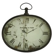Aspire Sadie Oval 16.5'' Wall Clock