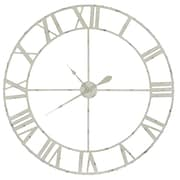 Cooper Classics Oversized 39'' Annency Wall Clock