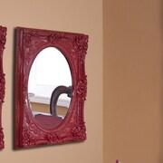 Howard Elliott Monique Mirror; Red