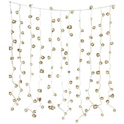 Queens of Christmas Curtain String Light; Twinkle