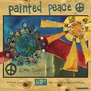 2016 Willow Creek Press 12x12 Painted Peace Stephanie Burgess Wall Calendar