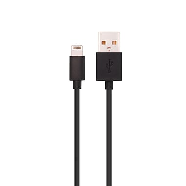 Dexim Charge/Sync Cable Lightning 4', Black