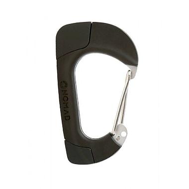 Nomad – Mousqueton Micro-USB NomadClip, noir