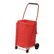 Sandusky 66 lbs Capacity Folding Shopping Cart