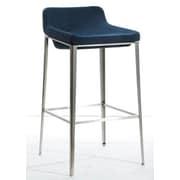 VIG Furniture Adhil Bar Stool; Blue