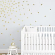 Walls Need Love Dottie Removable 72 Piece Wall Decal Set