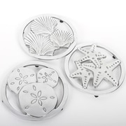 DEI Shell Trivet (Set of 3)
