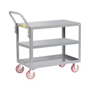 Little Giant USA 24'' x 41.5'' Welded Utility Cart