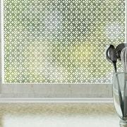 Odhams Press Fleur Privacy Window Film; 84'' H x 48'' W