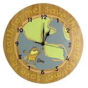 Trend Lab Dr. Seuss Lorax 11'' Wall Clock