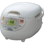Zojirushi Neuro Fuzzy Rice Cooker and Warmer; 5.5 Cup
