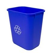 STOREX 7-Gal Medium Recycling Basket (Set of 6)