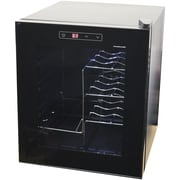 Homeimage 16 Bottle Single Zone Freestanding Wine Refrigerator