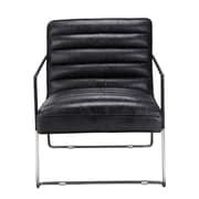 Moe's Home Collection Desmond Club Chair; Black