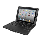 Natico, 60-IA2-180-BK, Ipad Air II Case With Detachable Keyboard, Black