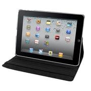 "Natico iPad Mini 4 Faux Leather 360 Degree Rotating Case 7.9""  Black (60-IM4-360-BK)"