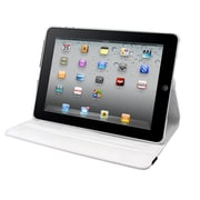 "Natico iPad Mini 4 Faux Leather 360 Degree Rotating Case 7.9"" White (60-IM4-360-WH)"