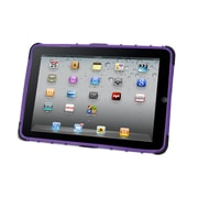 Natico, 60-IHT-180-PR, Ipad 180 Air Hard Case & Stand, Purple, Textured