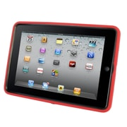 Natico, 60-IMHS-181-RD, Ipad Mini Hard Case With Stand, Red