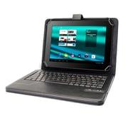 "Natico, 60-TL180-BK, Tablet Case, 9"" & 10"" With Keyboard, Black"