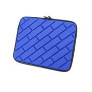 Natico, 60-TL182-BL, Tablet Or Ipad Case, Brick Design, Blue