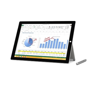Microsoft Surface Pro 3 12-Inch Tablet, Intel Core i7, 256GB (5D2-00001)