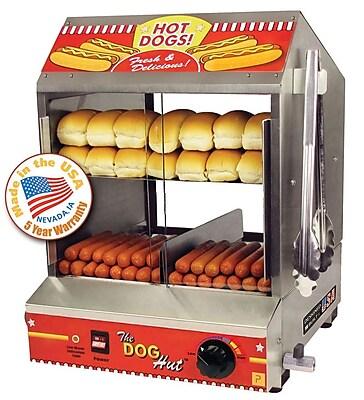 Paragon International Dog Hut Hot Dog Steamer WYF078276203535
