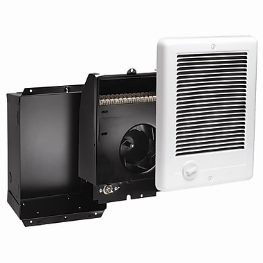 Cadet Com-Pak Plus Series 1,000 Watt Wall Insert Electric Fan Heater