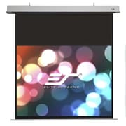 Elite Screens Evanesce White Electric Projection Screen; 52'' H x 92.4'' W