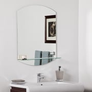 Decor Wonderland Vanessa Modern Wall Wall Mirror