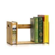 Furinno Bamboo Multimedia Extesion Book Rack