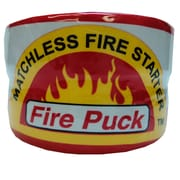Fire Puck Fire Puck Matchless Fire Starter (Pack of 6)