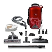 GV 8 Quart Light Powerful HEPA BackPack Vacuum Blower Loaded