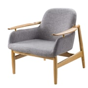 Ceets Concord Arm Chair; Gray