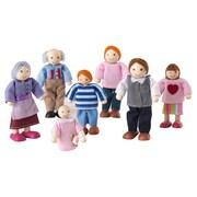 KidKraft Caucasian Doll Family