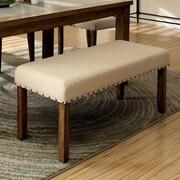 Hokku Designs Casiodoro Wood Kitchen Bench