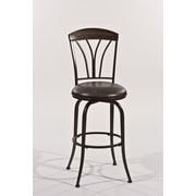 Hillsdale Marano 26'' Swivel Bar Stool w/ Cushion