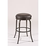 Hillsdale Harper 26'' Swivel Bar Stool with Cushion