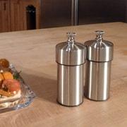 Chef Specialties Futura Pepper Mill and Salt Mill Set