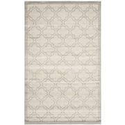Safavieh Amherst Ivory/Light Gray Indoor/Outdoor Area Rug; 5' x 8'