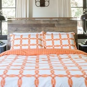 Thread Experiment Burst Duvet Set; King / California King