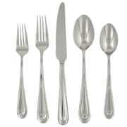 Ginkgo Corrie 20 Piece Stainless Flatware Set