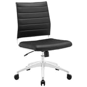Modway Jive Mid-Back Task Chair; Black